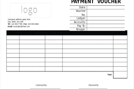 Payment Coupon Template Magnificent Expense Voucher Template Free Expense Voucher Template Onwebpro