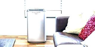 doe volt portable air conditioner with dehumidifier no vent conditioning units ventless n window vent kit portable air conditioner