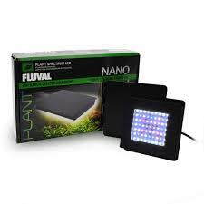 Fluval Plant Nano Light Fluval Plant Nano Bluetooth Aquarium Led Light 15 Watt 14539