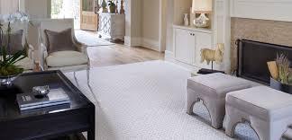 layer your hardwood flooring with an area rug for added comfort via karastan