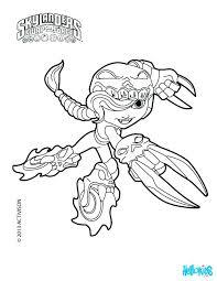 Skylanders Coloring Pages At Getcoloringscom Free Printable