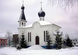 Храм сщмч. Вениамина, митрополита Петроградского, при ИТК-5 ...