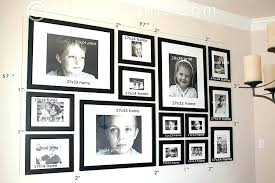 gallery wall frames photo white frame set picture ikea