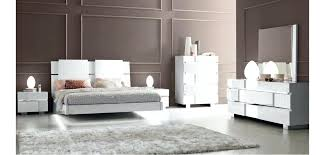 Italian White Bedroom Furniture High Gloss Bedroom Furniture Classic ...