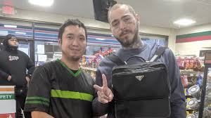<b>Post Malone</b> spotted at 7-Eleven at the mouth of Big Cottonwood ...