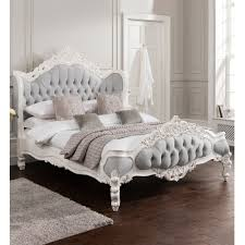 vintage chic bedroom furniture. Antique French Style Bed Shabby Chic Bedroom Furniture White Vintage T