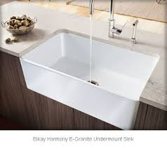 elkay granite sinks.  Sinks Elkay Harmony EGranite Undermount Kitchen Sink ELGULB3322BQ0 Throughout Granite Sinks