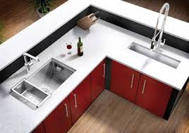 Double Sink Kitchen  InsurserviceonlinecomKitchen Sink Buying Guide