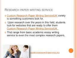 Custom research paper template     FAMU Online