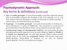 Psychodynamic Approach Psychodynamic Model Magdalene Project Org
