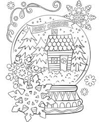 Choose your favorite coloring page and color it in bright colors. Christmas Free Coloring Pages Crayola Com