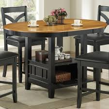innovative decoration counter height dining table with storage regard to designs 5