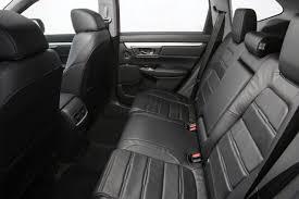 2018 honda cr v rear seat