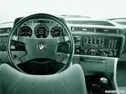 BMW Convertible bmw 735i interior : E23 7 Series Cockpit | BMW | Pinterest | BMW
