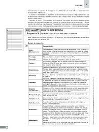 Libro de sexto grado de español contestado. Solucionario 6 Grado De Primaria