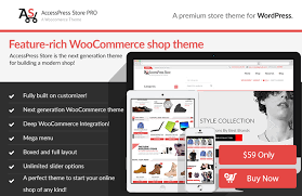 Buy Templates Online 25 Best Free Woocommerce Wordpress Themes 2019