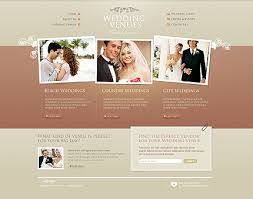Wedding Website Templates Interesting Wedding Website Template Download Download Wedding Website Templates