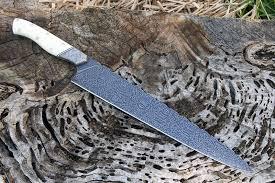 6u2033 Boning Knife In S35V  Lignum Vitae  Weige Knives Custom Chef Custom Kitchen Knives