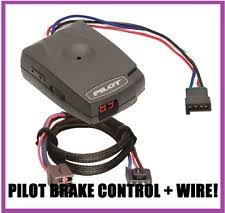 tundra brake controller pilot 80550 trailer brake controller for 03 12 toyota tundra sequoia fits tundra
