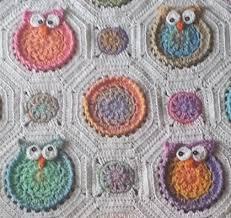 Crochet Owl Blanket Pattern Free Stunning Free Crochet Pattern For Owl Afghan Pakbit For