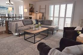 Neutral furniture Contemporary The Spruce How To Decorate Neutral Living Room