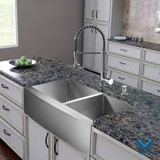 Awesome Kitchen Sink And Faucet Sets 54 Home Design Ideas With Luxury Kitchen Sinks