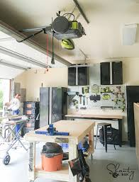 ryobi garage door opener review