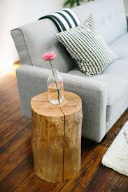 Ashley Rose's Houston Townhouse Tour. Tree Stump ...