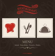 Design A Menu Free Restaurant Menu Design Free Vector Download Eps Cdr Ai File