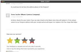 Customer Survey Ratings Customer Thermometer Tracking Templates