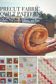 Quilting with Precuts: 100+ Precut Quilt Patterns | FaveQuilts.com & Precut Fabric Quilt Patterns: Free Jelly Roll Quilt Patterns, Charm Pack  Patterns, Fat Adamdwight.com