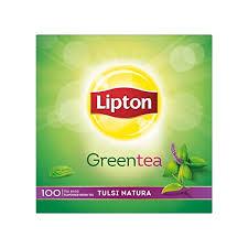 Lipton Tulsi Natura Green Tea <b>Bags</b>, <b>100 Pieces</b>: Amazon.in ...