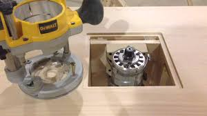 dewalt router table. dewalt dw618pk goes bad right after 1 year warranty expired router table