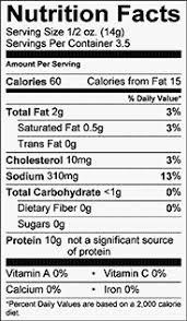 original microwave pork rinds ings nutrition