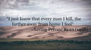 Saving Private Ryan Quotes 40 Great Steven Spielberg Movie Quotes Adorable Saving Quotes