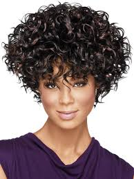 short hair styles for curly hair for african american women
