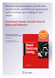 Pdf Material Characterizations Of Mild Steels Stainless