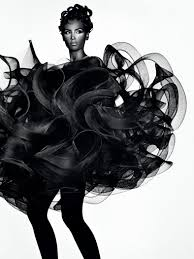 Black Couture Fashion Designers Vanichis Art And Culture Inspirations Japanese Fashion