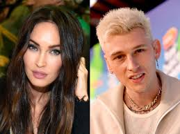 Megan fox has been dating actor brian austin green of terminator since 2004, the couple first met on megan fox's hope & faith set. Megan Fox Bf Machine Gun Kelly Mark Their 1st Joint Red Carpet Appearance At 2020 American Music Awards Pinkvilla