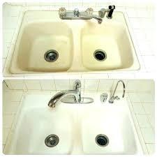 resurface bathroom sink sink kitchen refinishing unique best bathtub images on t iron kit refinishing bathroom resurface bathroom sink refinished