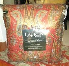 red paisley comforter medium size of king set equestrian beautiful bed ralph lauren green p