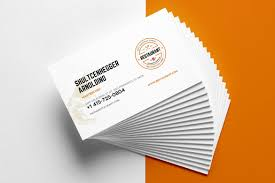 27 Creative Restaurant Business Card Templates Ai Apple Pages