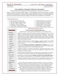 Graphic Design Resume Objective Statement Design Resume Digital Art And Design Resume Digital Arts And 53