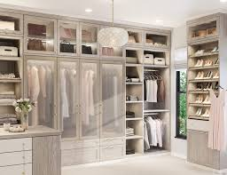 Bedroom Design With Walk In Closet Walk In Closet Systems Design Ideas California New Master