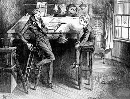 david copperfield introduction summary com an illustration by frederick barnard from charles dickens s novel david copperfield 1849 50