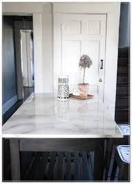 how to seal a marble countertop