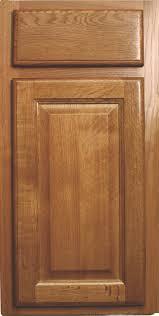 raised panel oak builder grade rta cabinets
