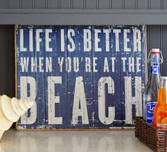 best beach signs sayings quotes wall