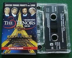 <b>Pavarotti Carreras Domingo 3</b> Tenors in Paris Live + Levine ...