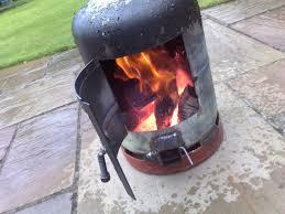 Gas Bottle Wood Burner Design Gas Bottle Wood Burner 8 Steps With Pictures Instructables